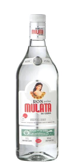 Ron Palma Mulata Silver Dry 38° cl100
