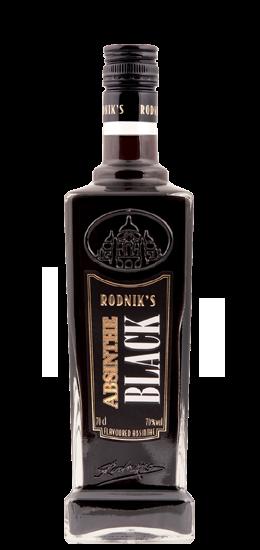 Absinthe Rodniks's Black 70° cl70