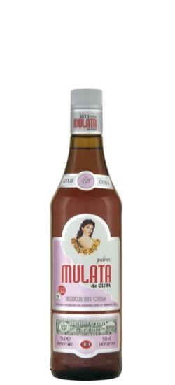 Rum Mulata Elixir 34° cl70