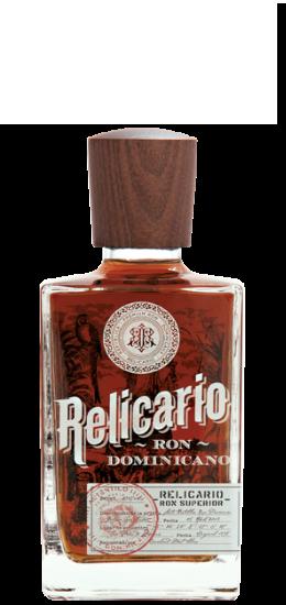 Rum Relicario Superior 10 Anni 40° cl70 Gift Box