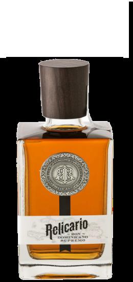Rum Relicario Supremo 15 Anni 40° cl70 Gift Box