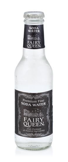 Fairy Queen Premium Fine Soda Water cl20 conf. 24 pezzi