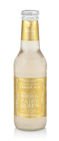 Fairy Queen Premium Dry Ginger Ale cl20 conf. 24 pezzi