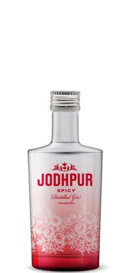 Jodhpur Spicy Distilled Gin 43° cl5