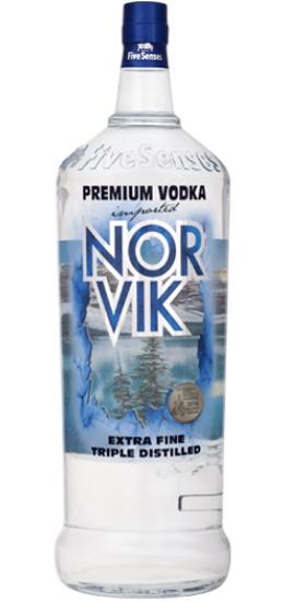 Norvik Extra Fine Grain Vodka Triple Distilled 38° cl300