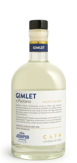 CATH Cocktail AT Home - GIMLET a Positano 25° cl50