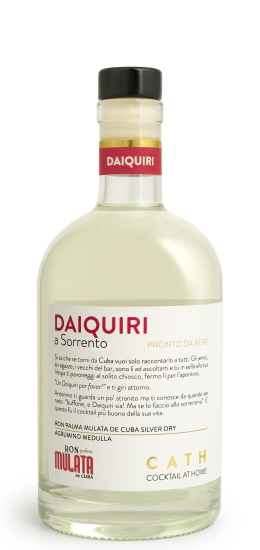 CATH Cocktail AT Home - DAIQUIRI a Sorrento 25° cl50