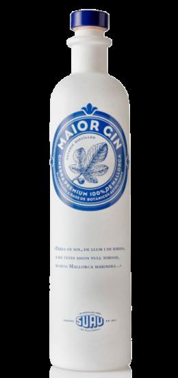 Maior Suau Distilled Gin Mallorca 40° cl70