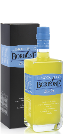 Borbone Limoncello di Procida con Astuccio 30° cl70