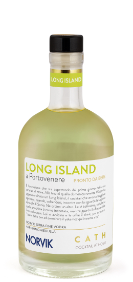 CATH Cocktail AT Home - LONG ISLAND a Portovenere 22° cl50